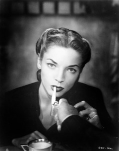 The inimitable Lauren Bacall (via tumbler)